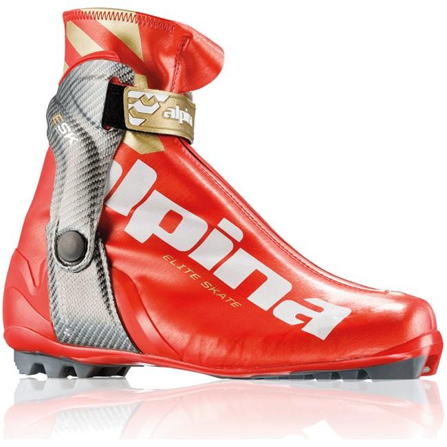 a8c9566c8440 картинка Гоночные лыжные ботинки Alpina ESK Elite Skate от магазина Одежда+